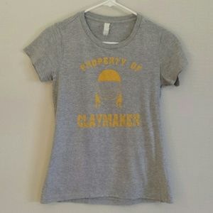 Tops - Green Bay Packers/Claymaket T-Shirt